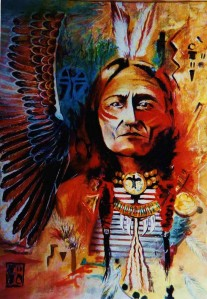 Amerindien by Molac .y