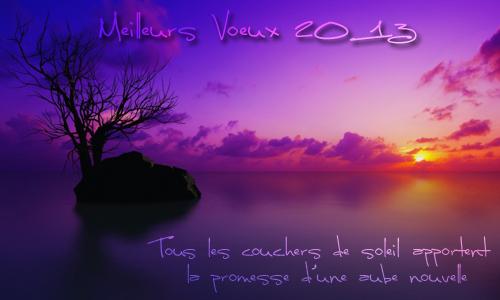 Citation du jour Tous les couchers de soleil apportent la promesse d'une aube nouvelle longbull13