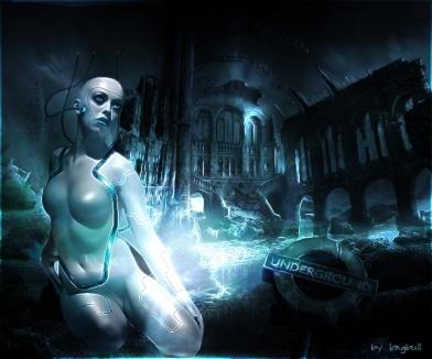 Cyborg by longbull