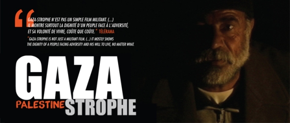 GAZA-STROPHE Palestine