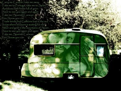 Spanish caravan couleur by longbull