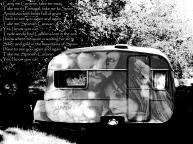 Spanish caravan White & black by longbull