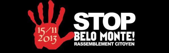 Stop Belo Monte