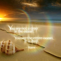 Citation du jour ~ Rumi