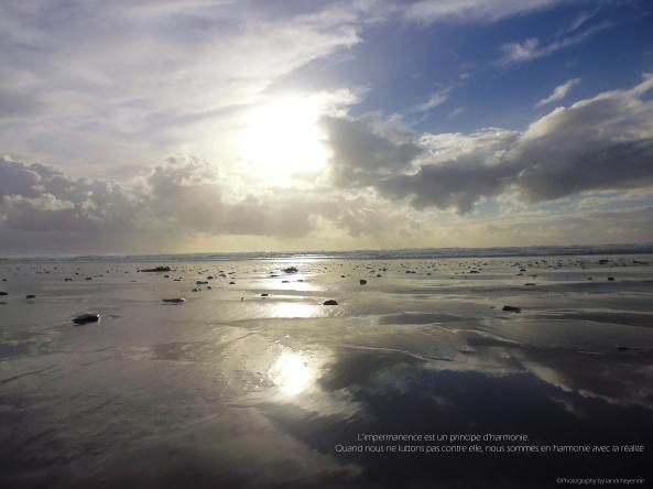 Reflexion - L'impermanence est un principe d'harmonie... ©Photography by landcheyenne