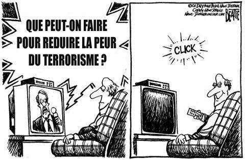 Illustration Terrorisme