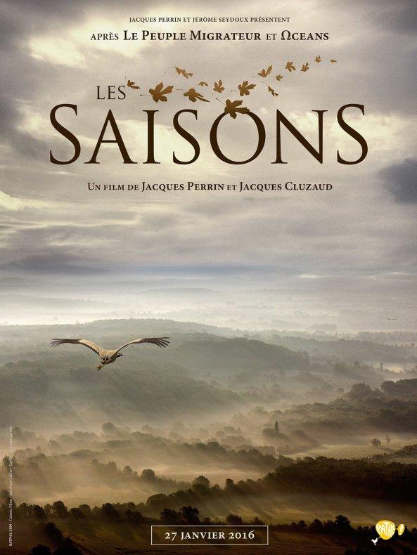 Les saisons - Jacques Perrin et Jacques Cluzaud
