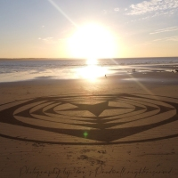 Sea, Sun & Sand Art by Ian's Prod